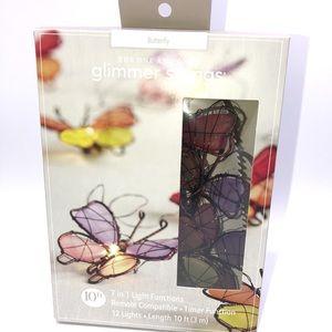 Butterfly Glimmer Strings lights